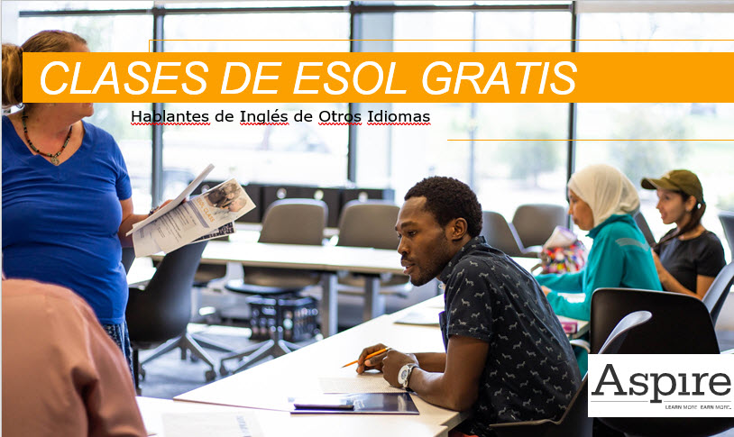 Free ESOL Classes